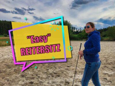 """Challange """"easy"""" Reitersitz – WEBINAR"""
