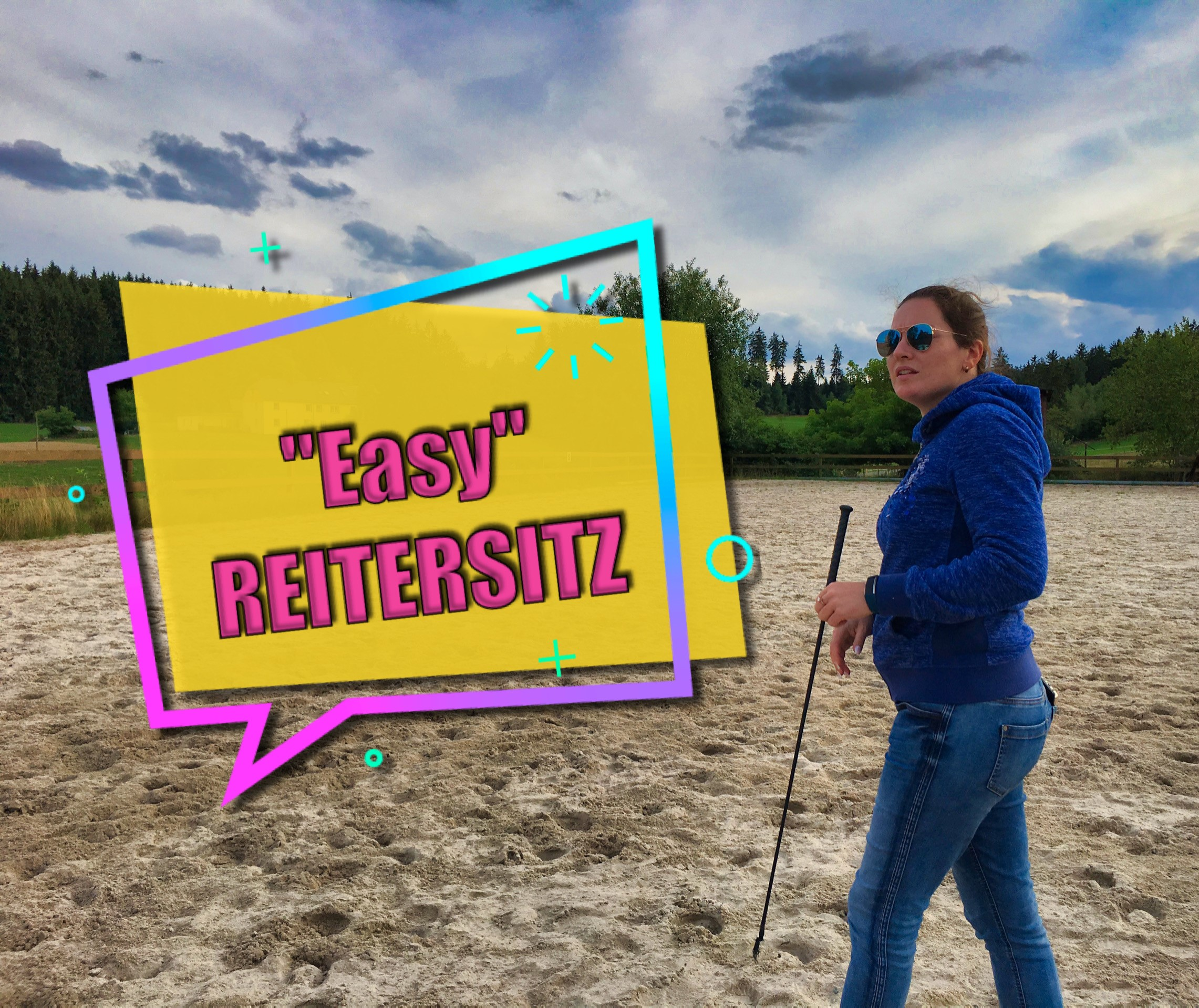 Easy Reitersitz