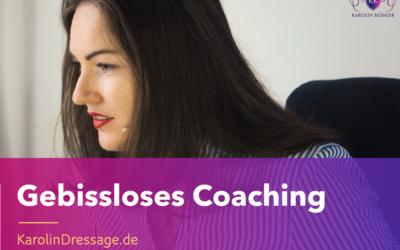 Gebissloses Coaching – EXKLUSIV